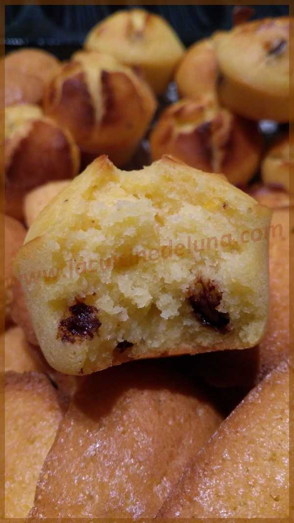 muffin fodmap orange pepite chocolat